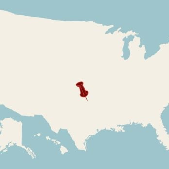How Many States Can You Identify on a Completely Blank Map?