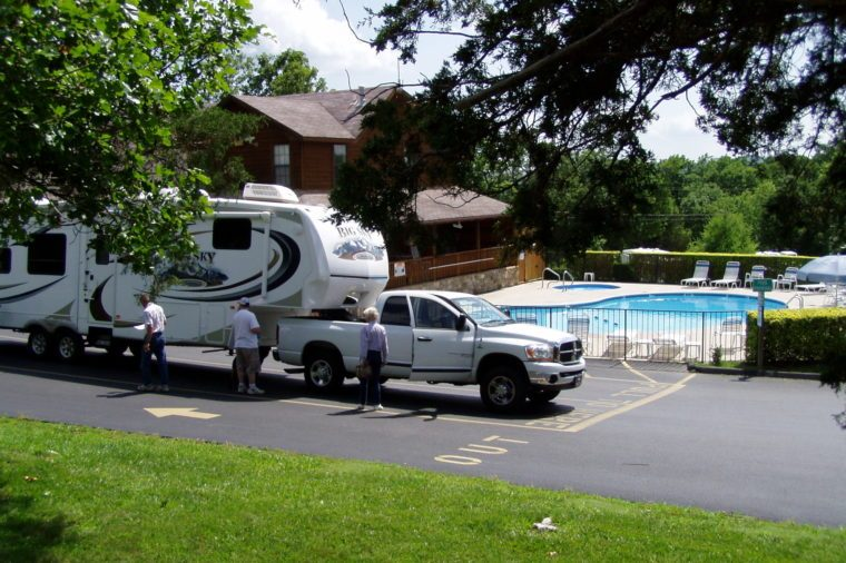 full hookup campgrounds red deer