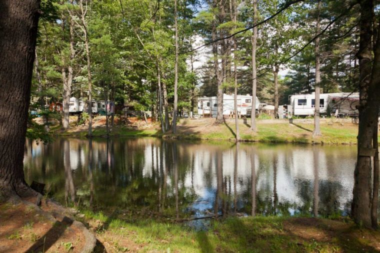 The Best Rv Parks In Every State Reader S Digest