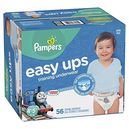 Pampers Easy Up Training Pants