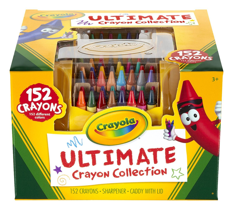 Crayola Crayons Ultimate Crayon Collection