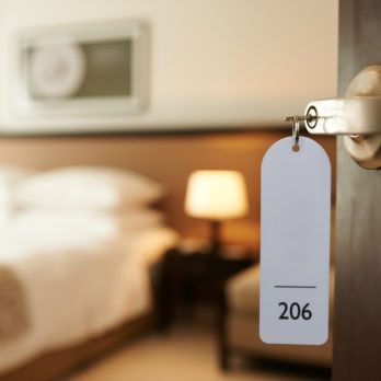 Here's How You Can Find Out if There's a Hidden Camera in Your Hotel Room