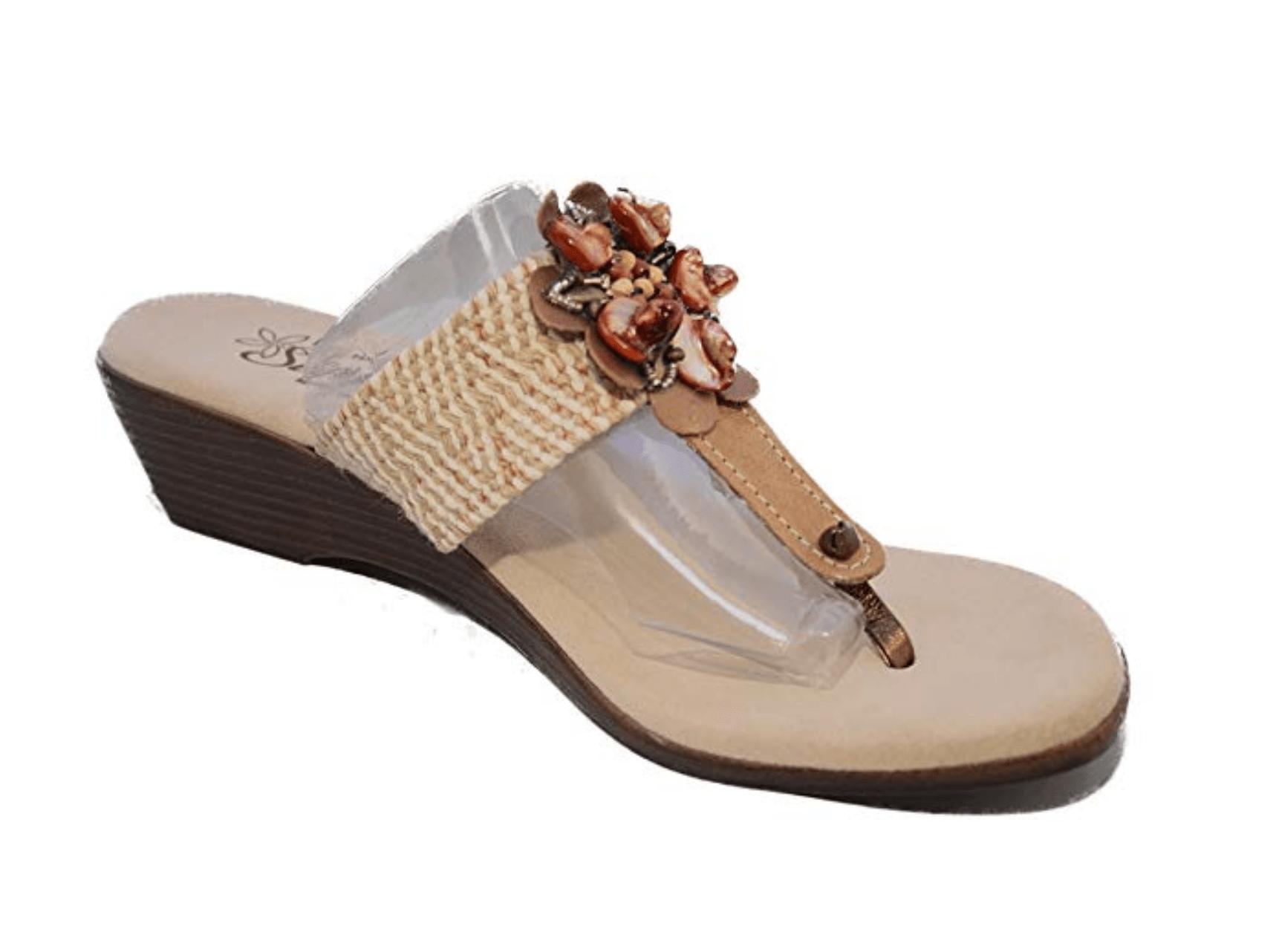 Island Slipper thong-toe slippers