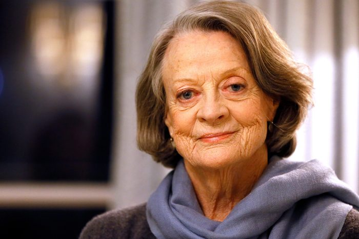 Britain Maggie Smith, London, United Kingdom