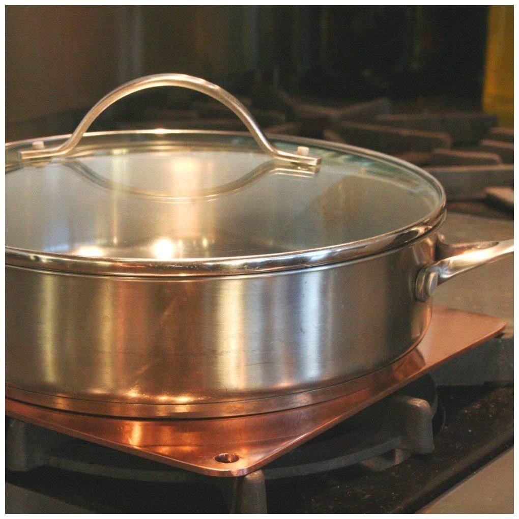 Duparquet Copper Cookware
