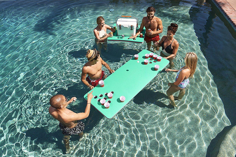 Flotation IQ HydraPong Pool Float