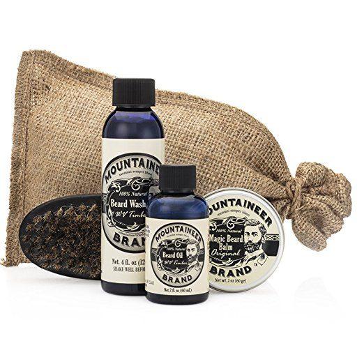 Mountaineer Brand Beard Grooming Kit