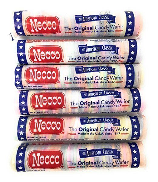 NECCO Wafers