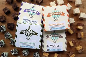 Wondermade Marshmallow Candy