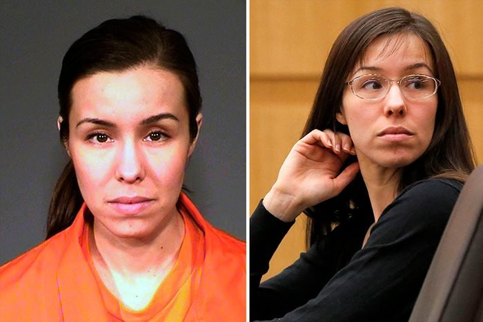This undated booking photo provided by the Arizona Department of Corrections shows Jodi Arias. A judge sentenced Arias, a convicted murderer, to life in prison without the possibility of release, ending a nearly seven-year-old case that attracted worldwide attention with its salacious details
