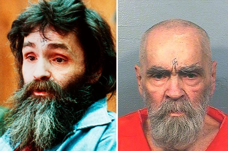 """Charles Manson is seen in court. Author Bill Geerhart was better known to some of the famous and infamous as Little Billy, punking them by posing as a school boy writing letters to them asking questions out of the mouths of babes. Their correspondence back - humorous, head-scratching, poignant - are compiled in """"Little Billy's Letters,"""" out this week"""