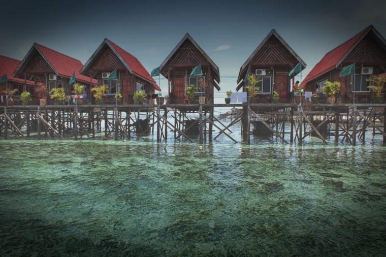 Pulau Mabul - Borneo - Malaysia