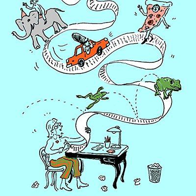 Illustrations of memoirs