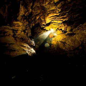 Six Men Adventure Into a Very Dangerous Cave. Only Four Come Out.