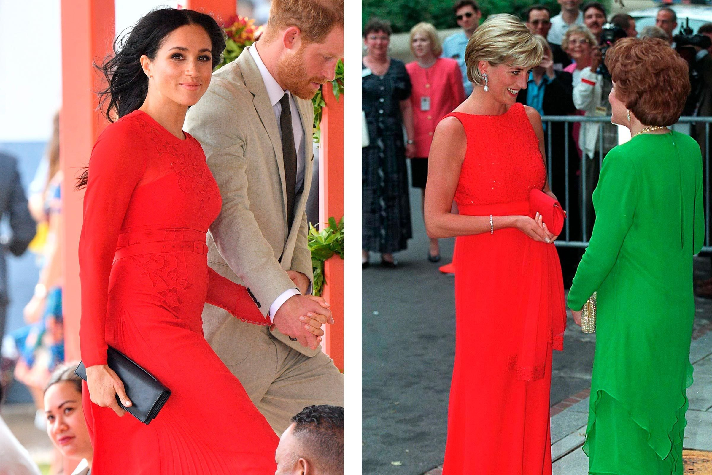 Download Meghan Markle Diana Outfits