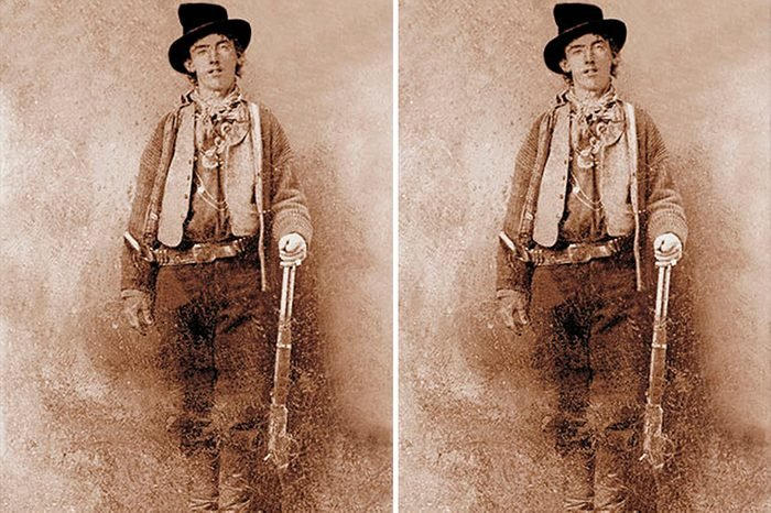 New Mexico-Billy the Kid