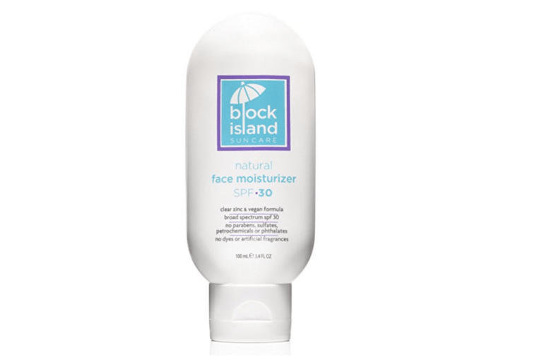 Block Island sunscreen