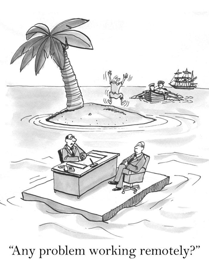 Work island