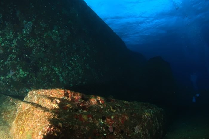 Yonaguni Underwater monument