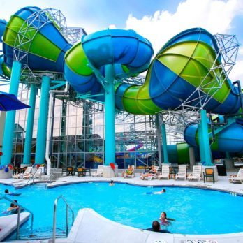 13 Coolest Indoor Water Parks in the United States