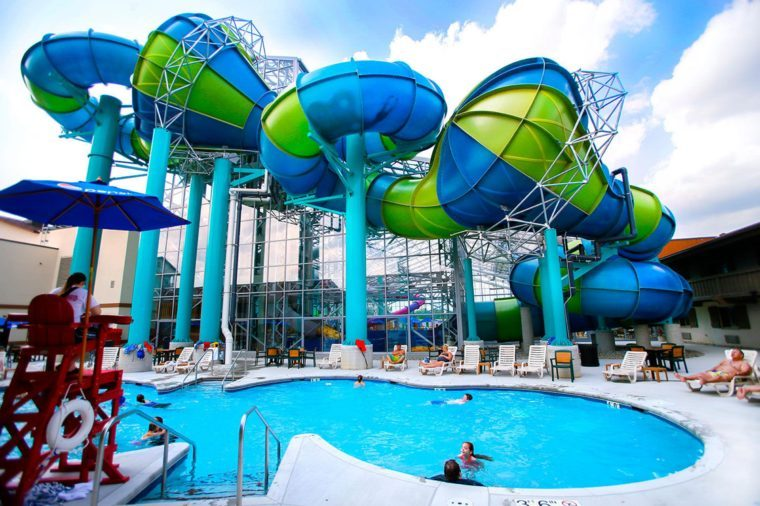Coolest Indoor Water Parks In The Us Readers Digest