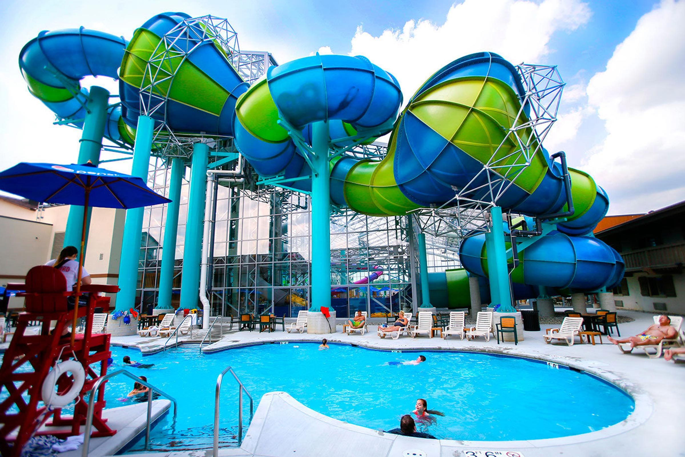 Coolest Indoor Water Parks In The U S Reader S Digest