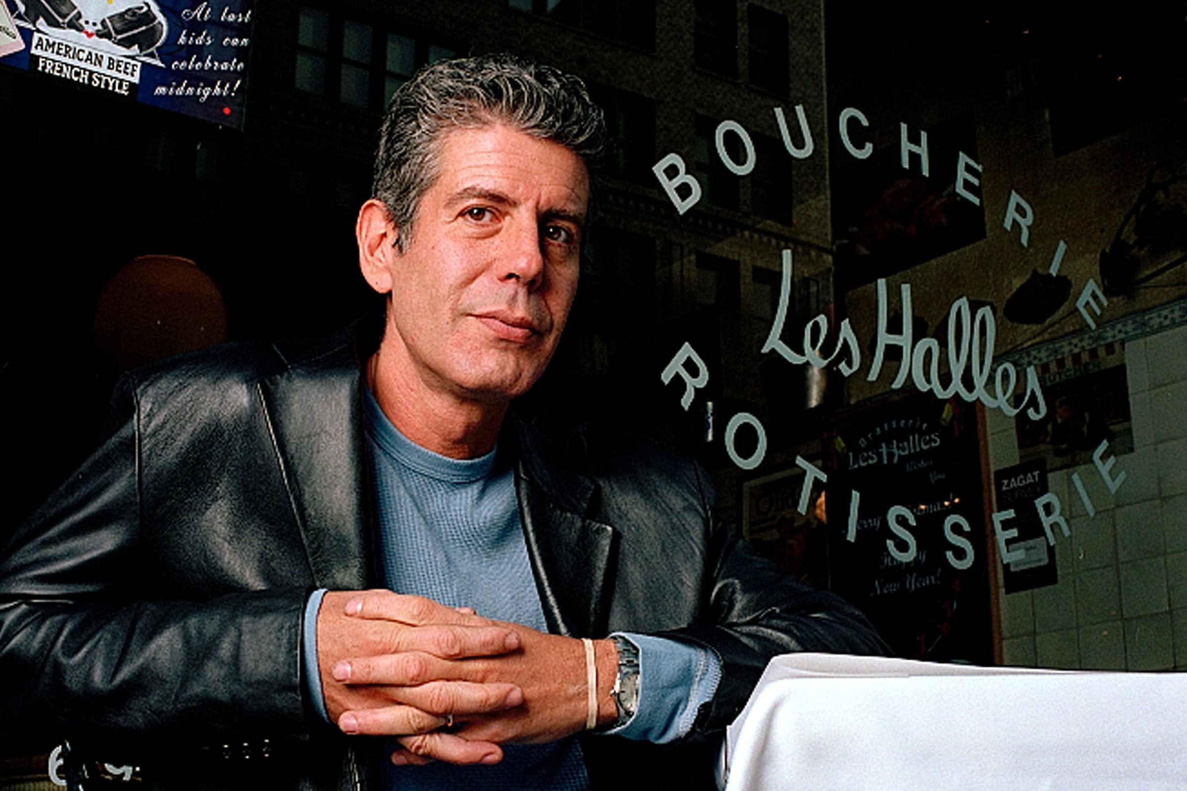 13 Ways Anthony Bourdain Changed How the World Eats