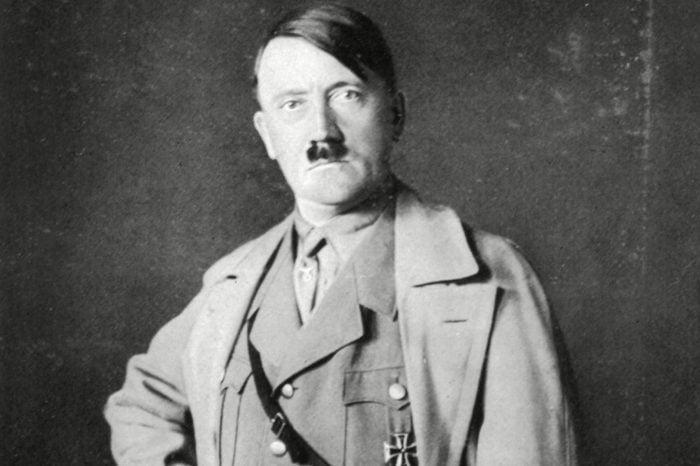 Adolf Hitler in Uniform and Overcoat 1935 1889 - 1945
