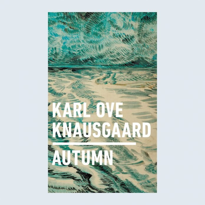 Autumn by Karl Ove Knausgaard, book for Father's Day