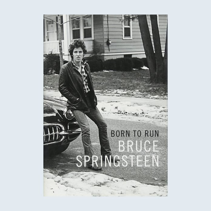 Born to Run by Bruce Springsteen for Fathers Day