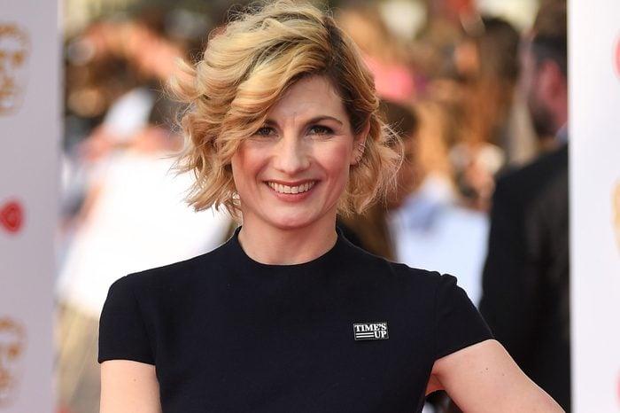 British Academy Television Awards, Arrivals, Royal Festival Hall, London, UK - 13 May 2018