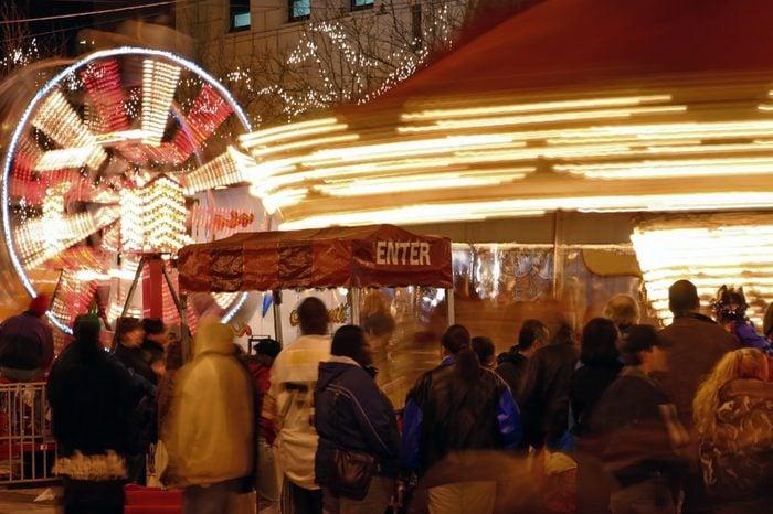 Carnival Scene