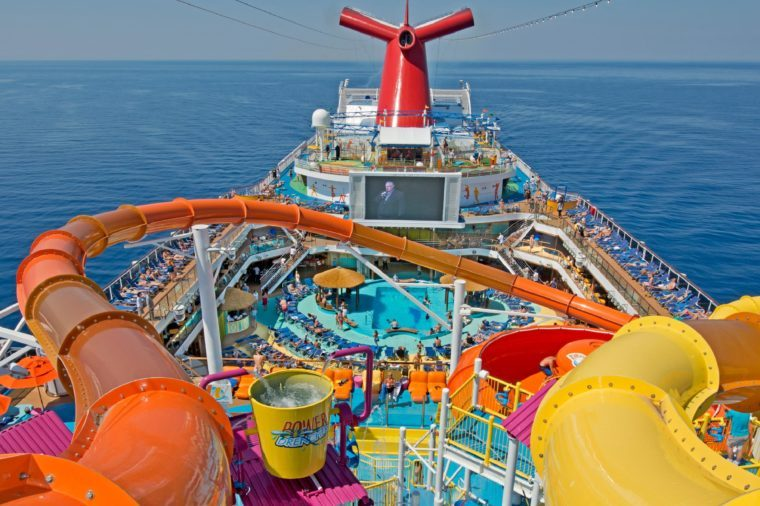 carnival breeze cruise line