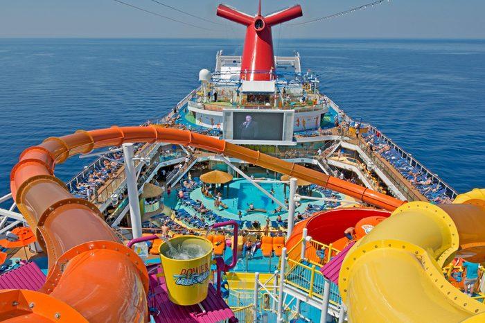 carnival breeze cruise line