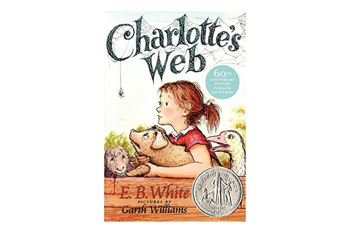 Charlotte's Web, by E.B. White