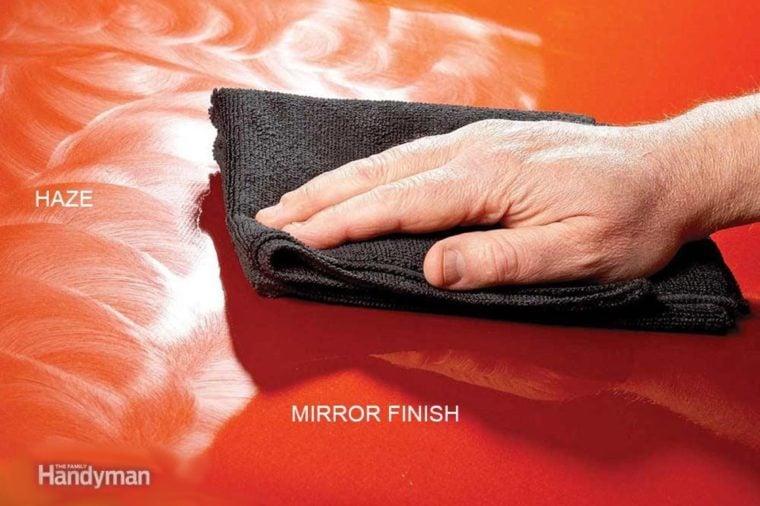 Family Handyman Microfiber Cloth