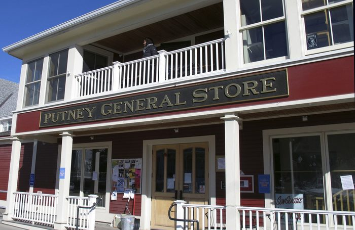 Cursed General Store, Putney, USA - 06 Feb 2017