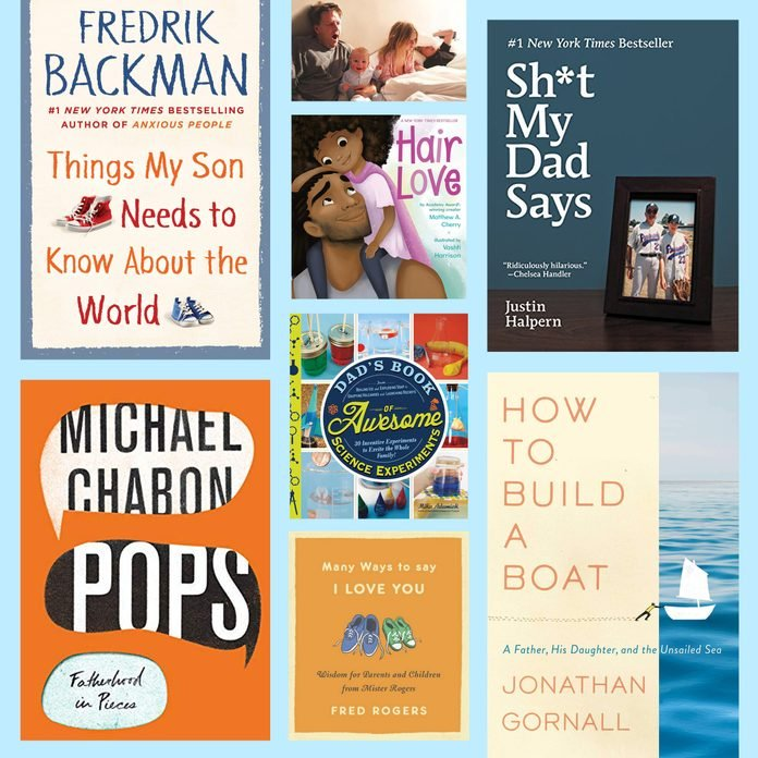 Fathers day dad books