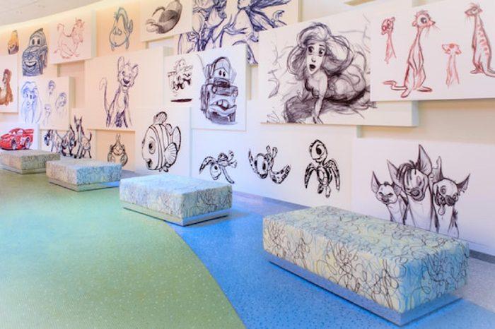 Best Themed Disney Resorts:Art of Animation Resort