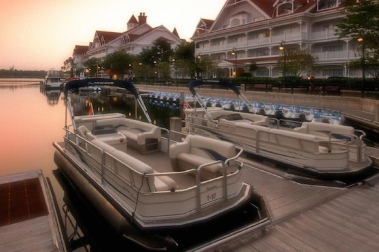 Best Deluxe Disney Resorts: Disney's Grand Floridian Resort & Spa