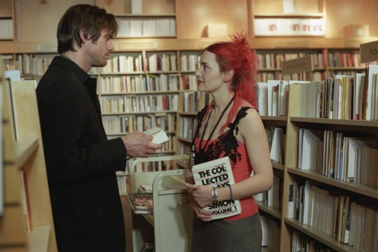 Eternal Sunshine Of The Spotless Mind - 2004