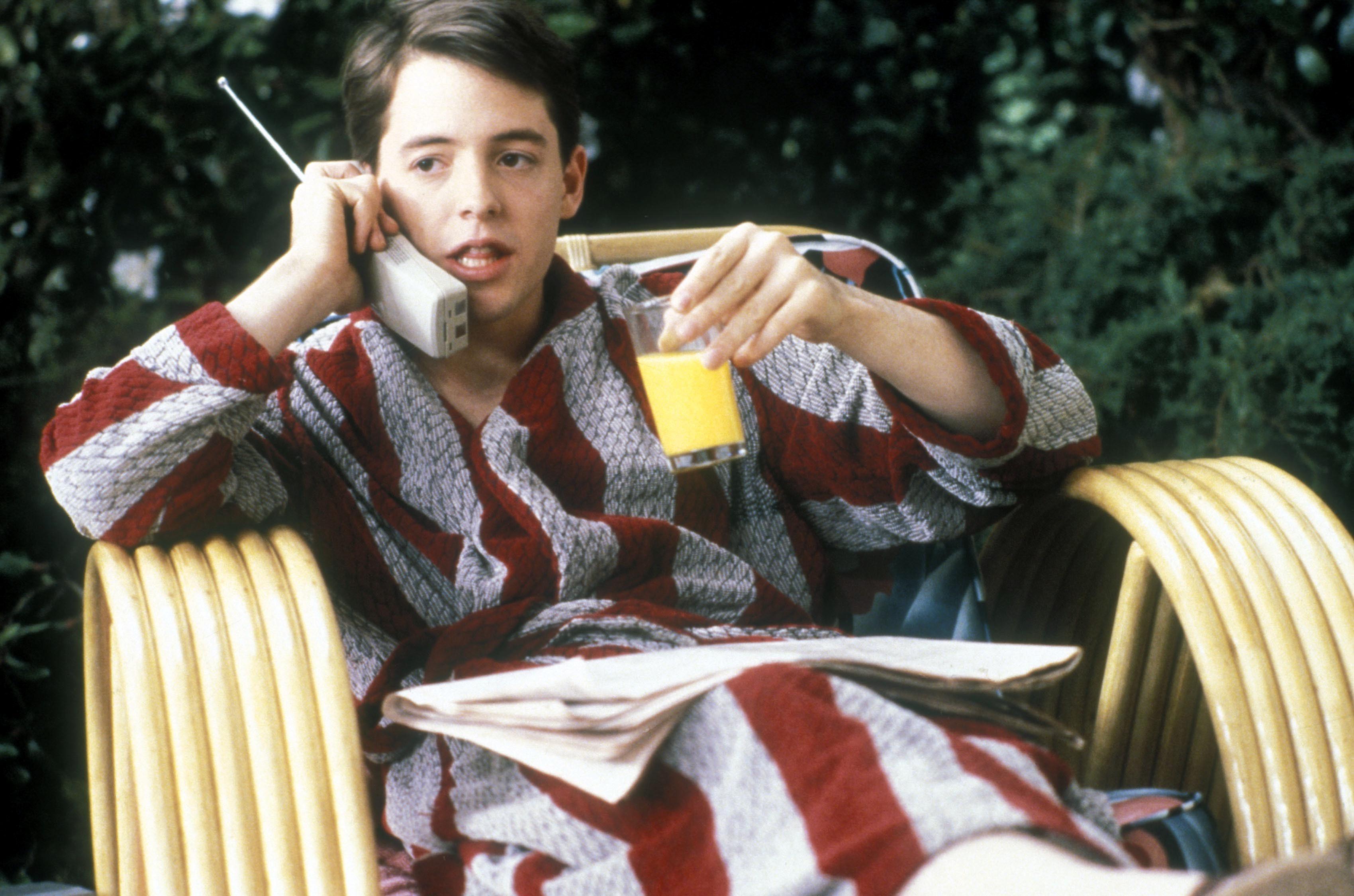 Ferris Bueller's Day Off - 1986