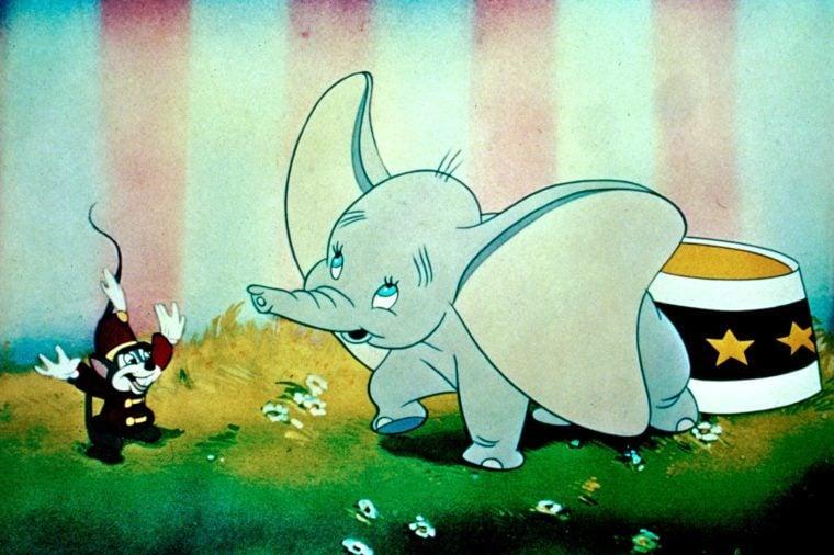 FILM STILLS OF 'DUMBO' WITH 1941, BEN SHARPSTEEN IN 1941