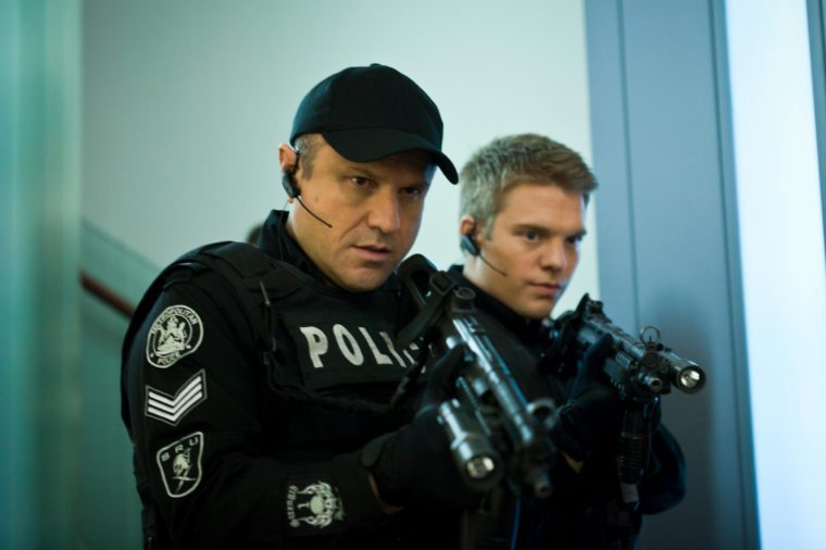 'Flashpoint' TV Series - 2011