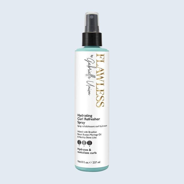 Flawless by Gabrielle Union Hydrating Curl Refresher Spray
