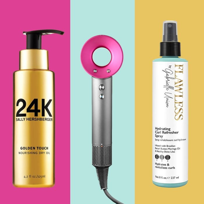 Frizzy Hair Products for every type of hair