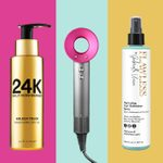 The 20 Best Frizzy Hair Products for Every Hair Type