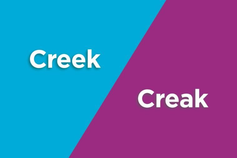 creek creak