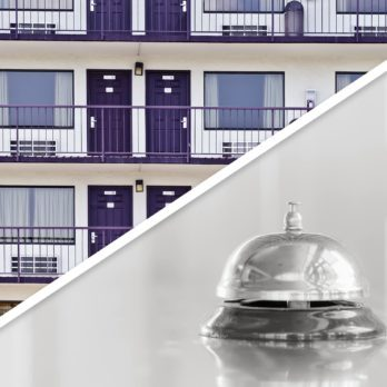 This Is the Difference Between a Hotel and a Motel