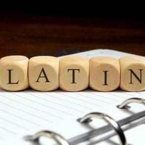 latin word concept